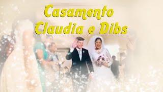 Casamento Claudia e Dibs