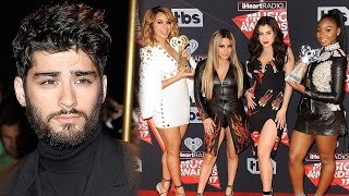 EPIC FAIL - Zayn's iHeartRadio Award Was ACTUALLY For Fifth Harmony