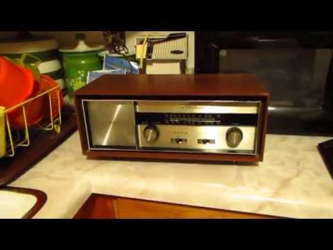 Vintage Airline Radio