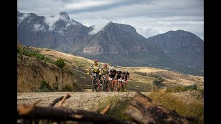 Absa Cape Epic 2018 - Stage 7 - Grand Finale - Untamed Montage