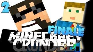 Minecraft: CRUNDEE CRAFT | SERIES FINALE [Part 2]