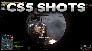 GREATEST CS5 SHOTS OF ALL TIME - Battlefield 4