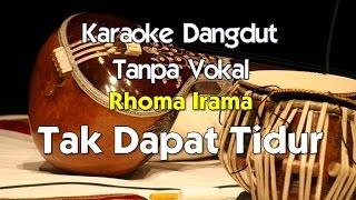 Karaoke Rhoma Irama Tak Dapat Tidur