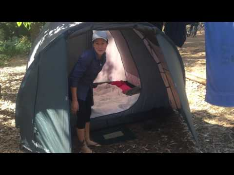 Our Full Camping Set Up for a Year Travelling Australia: Hutchy & Lauren's AUS Camping Adventures