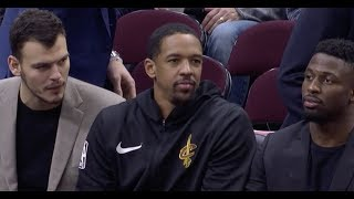 Channing Frye Mic'd Up Is PURE COMEDY, He Needs A Show In Cleveland