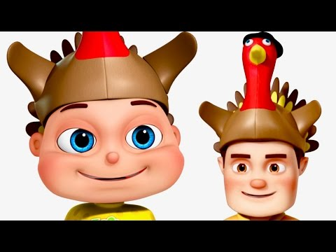 Five Little Babies Celebrating Thanksgiving Thanksgiving Songs Zool Babies Fun Songs