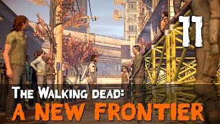 [11] The Walking Dead: A New Frontier w/ GaLm - Episode 4 (Part 3/3)