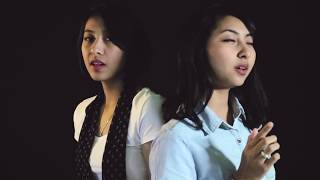 stitches (accoustic version)  - cover by dyah kumuda ft. gita swari