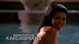 KUWTK | Kourtney Kardashian Does Fully Nude Photo Shoot | E!
