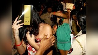 Bollywood Actress arrested in Goa under prostitution  charges   Filmibeat