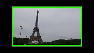 Breaking News | Permanent glass wall being built to protect Eiffel Tower