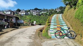 Mizoram khaw fai ber - Biate (Cleanest Town in Mizoram)