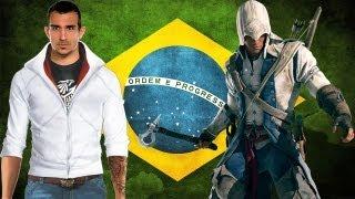 Assassin's Creed III: Desmond no Brasil