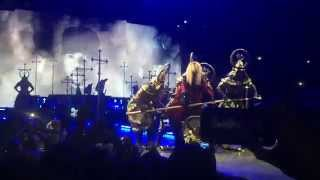 Madonna - Iconic (feat. Chance The Rapper & MikeTyson) Prague 08.11.2015