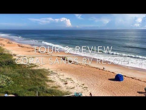 Xxx Mp4 Coral Sands RV Resort Tour Amp Review Ormond Beach 3gp Sex