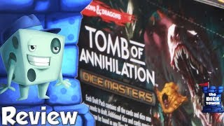 D&D Dice Masters: Tomb of Annihilation Review - with Tom Vasel