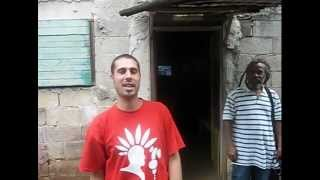 TOMAWOK Feat TONY SCOTT & BINGHI ROOTS  (JAMAICA 2012)