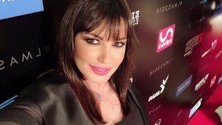 Darine Hamze at The Lebanese Movies Awards 2018| دارين حمزة لجنة تحكيم