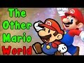 Mario Theory - Origin Of Paper Mario (Super Mario Series)