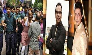 এবার মিশা রিয়াজ ও জায়েদকে গ্রেফতারের দাবিতে মিডিয়ায় তোলপাড়!! Showbiz News BD
