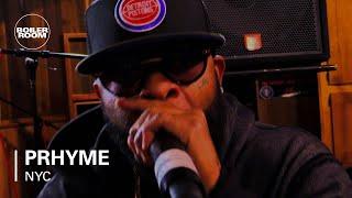 PRhyme Boiler Room NYC Live Set