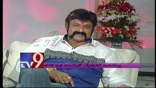 Balakrishna on Gautamiputra Satakarni - TV9 Exclusive