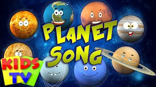 Planet Song   solar system song