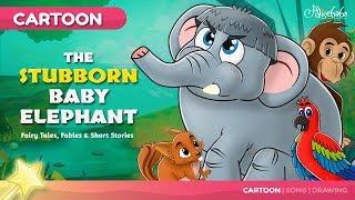 Bedtime Stories for Kids - Episode 47: The Stubborn Baby Elephant