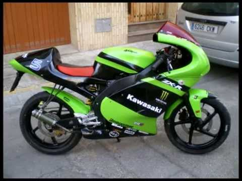 Aprilia Rs Replica Kawasaki Monster Energy