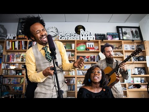 Fantastic Negrito NPR Music Tiny Desk Concert