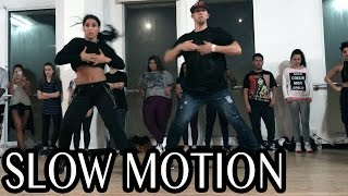 SLOW MOTION - Trey Songz Dance | @MattSteffanina Choreography (@TreySongz)