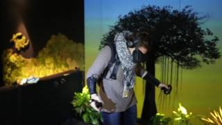 The Amazon Bursts Into Life in VR Powered by Quadro Pascal