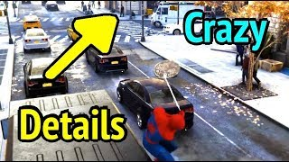 Crazy Fun Details in Spider-Man PS4 You May Have Missed (Marvel's Spider-Man)