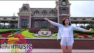 Janella Salvador - Backstage Diary Episode 1 (Hong Kong Disneyland Special)