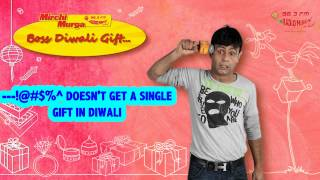 RJ Naved in Murga and Diwali Gift
