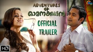 Adventures Of Omanakuttan | Official Trailer | Asif Ali, Bhavana | Malayalam Movie | HD