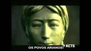 Documentário: As múmias caucasianas da China - parte 2 de 5