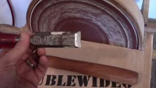 Homemade Tools Disc Sander