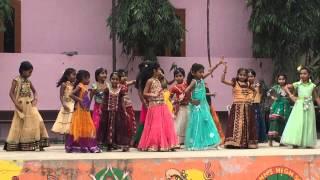 Sony Dance - Babu Rambabu on Children's Day 2014