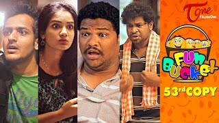 Fun Bucket | 53rd Copy | Funny Videos | by Harsha Annavarapu | #TeluguComedyWebSeries
