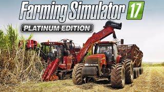 Novas Marcas (Cana-de-açúcar) - Farming Simulator 17 Platinum Edition