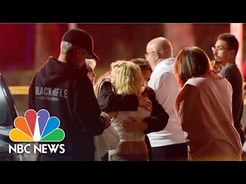 California Shooter Was A Veteran Purchased Weapon Legally NBC News