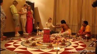 NavaDurga Puja in Moscow, Russia by Sreejith Nampoothiri