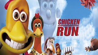 Chicken Run Full Game Movie All Cutscenes