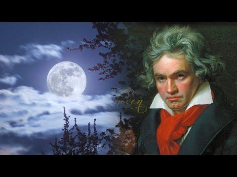 Beethoven Moonlight Sonata Piano Sonata No. 14 2 HOURS Classical Music Piano for Studying HD