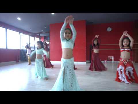 Xxx Mp4 Belly Dance Kids Ages 4 8 Beginners Choreography By Karyn 3gp Sex