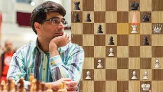 Anand Shows Hou Yifan Who's Boss #iomchess