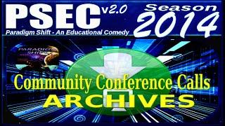 PSEC - 2014 - CCC Livestream via Cosmic Voice and PSEC (Part 01 of 07)