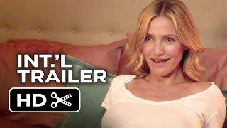 Sex Tape Official UK Trailer (2014) - Cameron Diaz, Jason Segel Comedy HD