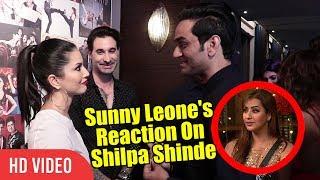 Sunny Leone Reaction On Shilpa Shinde Winning bigg Boss 11 | Sunny Leone Chat With Vikas Gupta